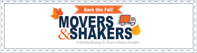 Movers & Shakers Fall Meetup