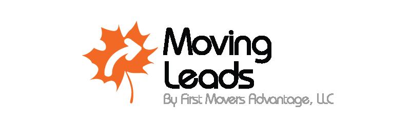 Maple Leaf Moving Leads Logo