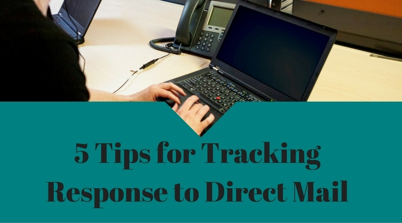 Tips for tracking direct mail response rates